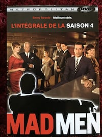 Mad Men Saison 4 Freneuse, 78840