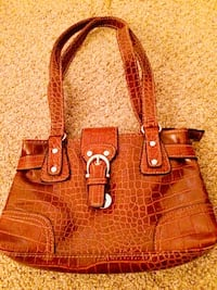 Brown Leather Purse Orlando, 32811