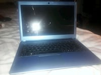 black and gray laptop computer Columbia