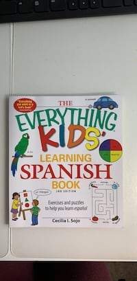 learn spanish book for kids Frederick, 21704