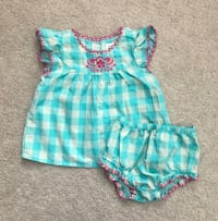 Gap toddler girl's 2 piece outfit  Mississauga, L5M 6C6