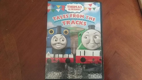 Thomas and Friends Tales from the tracks dvd