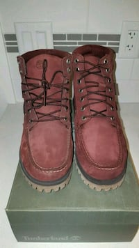 Timberland size 9 Langley Township, V4W 3G4