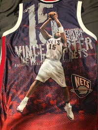 Throwback Graphic Vince Carter Jersey Ajax, L1T 4M5