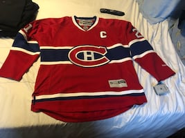 Montreal canadiens signed jerseys Or trade