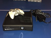 XBOX 360 with controller, games, and headsets Mississauga