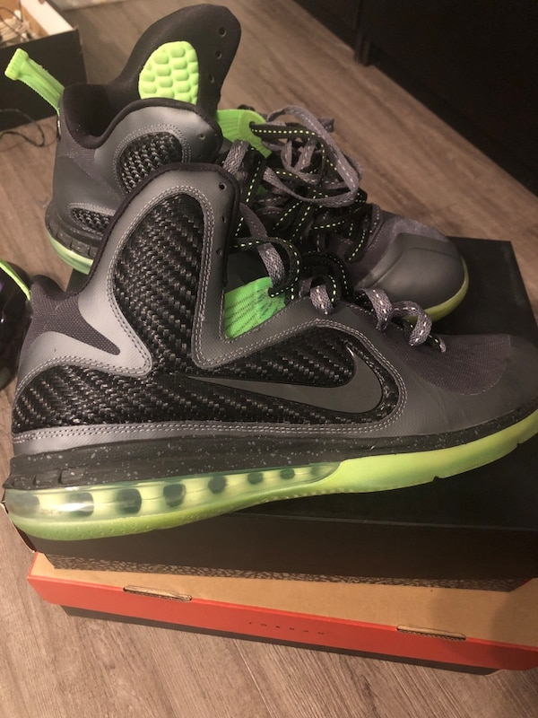b5f1ec31aeec Used Lebron 9 Dunkman for sale in Toronto - letgo