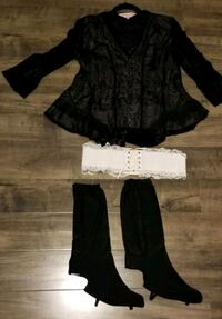 Pirate Outfit Costume for dance, theater, halloween