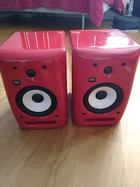 KRK Speakers limited edition  Stockholm, 165 61
