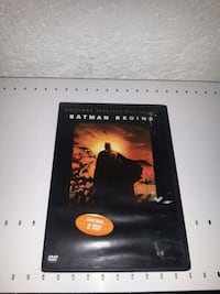Film DVD: Batman begins Lido di Ostia, 00122