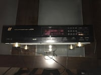 Sansui Digital Synthesizer Tuner TU-X711 New York, 10036
