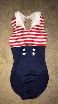4th of July one piece swimsuit  Lafayette, 70503