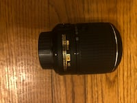 Nikon 55-200 VR f/4-5.6 Lens *Like New* Arlington, 22206