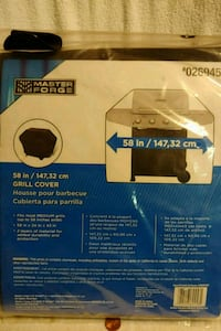 Master Forge Grill cover 58 inch Oviedo, 32765