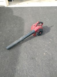 red and black leaf blower Frederick, 21703