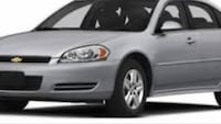 2006-2016 Chevy Impala Parts Available - Message needed part