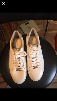 Michael Kors Ladies Sneakers New size 8 Harker Heights, 76548
