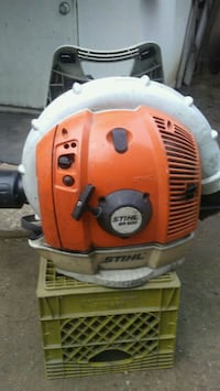 Stihl br500 in excelent working condition  3748 km