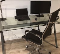 Structube Office Desk & Chair