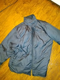 Men's light down North Face jacket. Anchorage, 99517