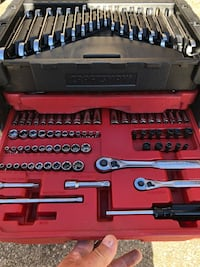 Craftsman 230pc tool box set, Complete $120 or BO Toms River, 08753