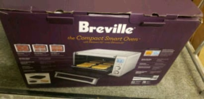 The compact smart oven