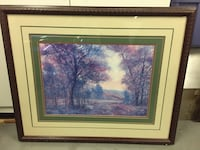 2 identical paintings with wooden frame San Jose, 95135