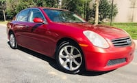 0NLY $4300 • 2006 Infiniti G35• Engine and Trans are Great Aspen Hill
