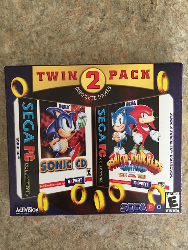 Sonic the Hedgehog: Sonic & Knuckles video game Collection 053d0083-a28f-4191-955f-56bdb34c3c88