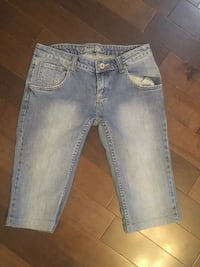 BLUENOTES shorts Waist faded sz 25 w Winnipeg, R2L 0X1