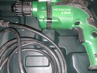 green and black Bosch corded power drill Phoenix, 85007