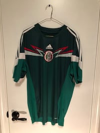 black and green Adidas jersey Falls Church, 22041