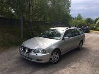 Toyota - avensis - 2003 Валлентуна, 186 41