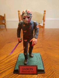 6 INCH CUSTOME JASON VOORHEES STATUE Allentown, 18104