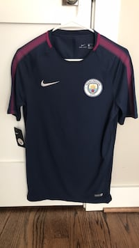 Manchester City brand new 2017 practice jersey Boyds, 20841