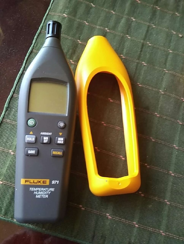 Fluke Temperature Meter