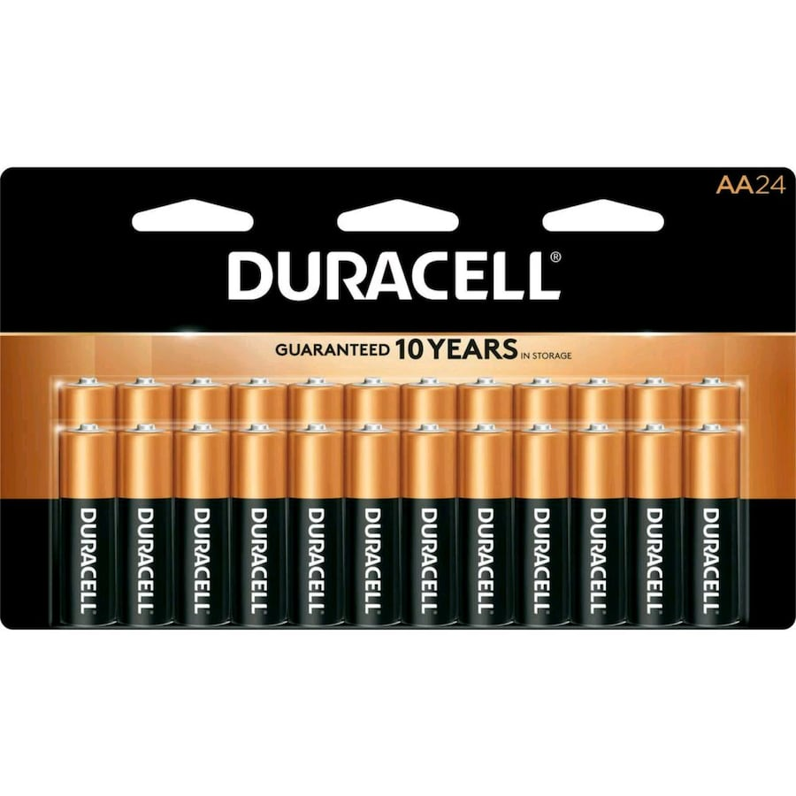 24 pack AA & AAA BATTERIES