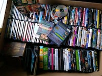 DVD  and blu-rays.. there's about a thousand somet Norwalk, 06855
