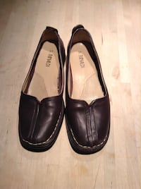 Brown Leather Shoes - Size 7 Calgary, T3E 2S9