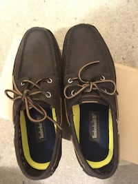 Timberland Kiawah Bay Boat Shoe Brand New Mens' size 9 1/2 Silver Spring, 20906