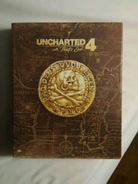 Uncharted 4 collector's edition 362 mi