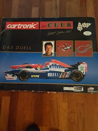 2 bilbaner (Cartronic & Scalextric)
