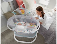 Soothing Motions™ Bassinet Toronto, M3L
