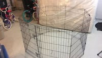 Dog kennel exercise pen/gate Upper Marlboro, 20774