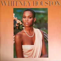 Plak - Whitney Houston - Lp