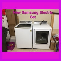 New Samsung Electric Set Henderson, 89002