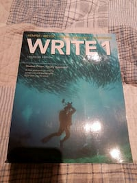 Write 1 Canadian edition Vaughan, L4K 5M6