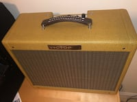 brown and black guitar amplifier Lorton, 22079