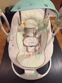 Ingenuity Infant Swing Mississauga, L4Z 1B9