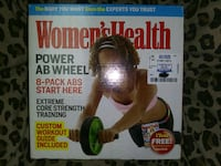 Womens AB Wheel..New sealed in box  San Francisco